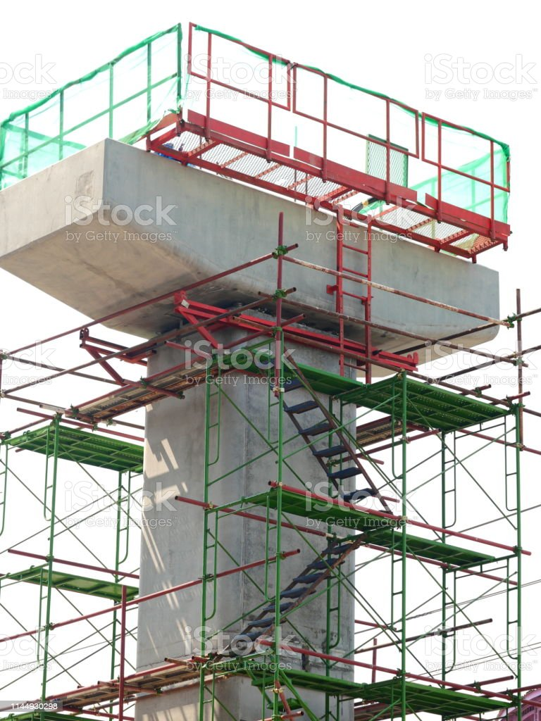 Thailand, Abstract, Architecture, Blue, Bridge - Built Structure,...