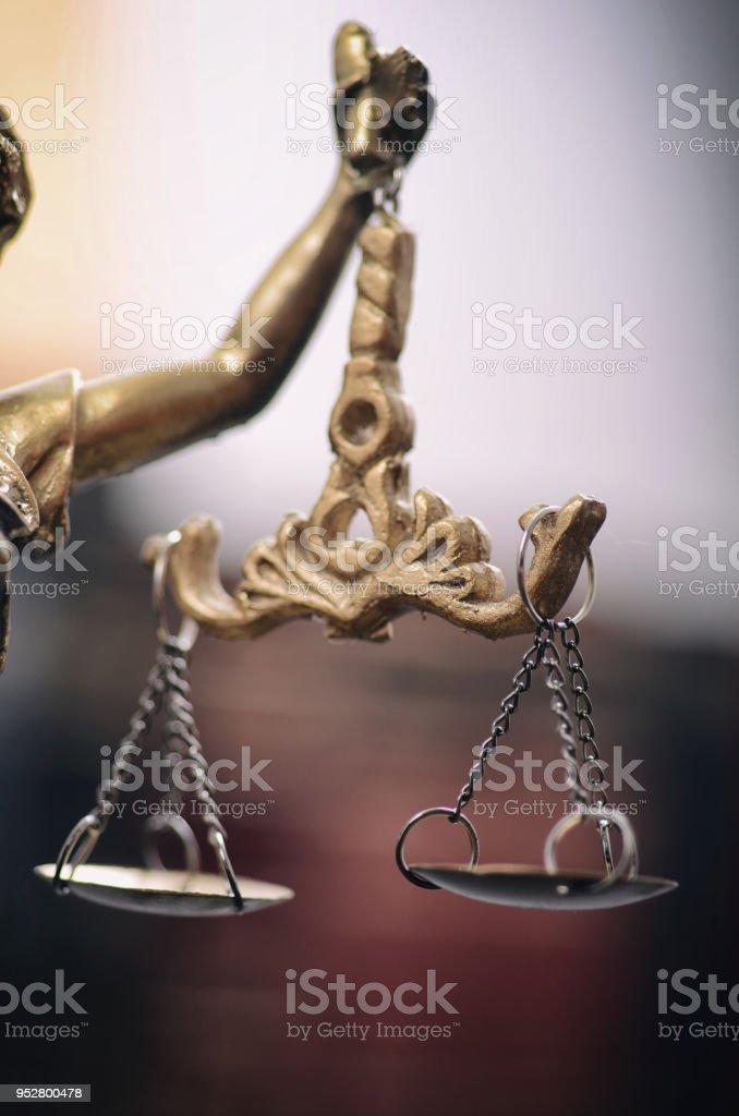 justitia waage