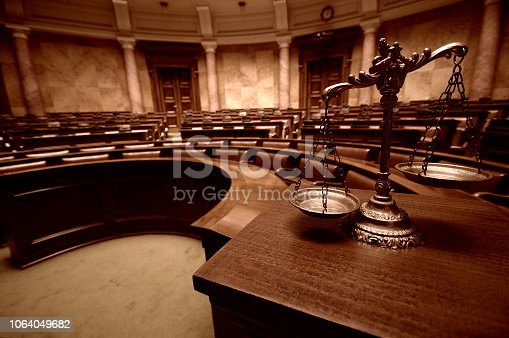 istock Scales of justice 1064049682