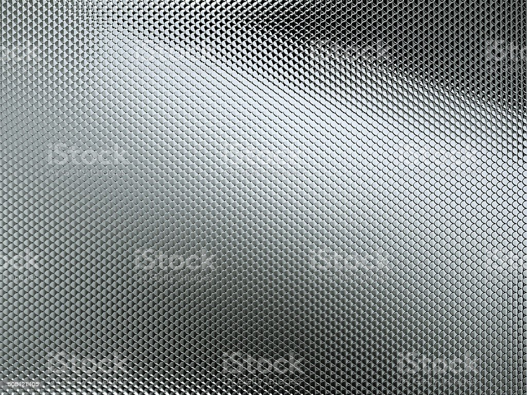Scales or squama textured metallic surface stock photo