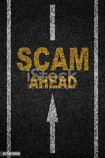 istock scam ahead 501629866