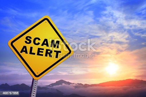istock scam alert 468767888