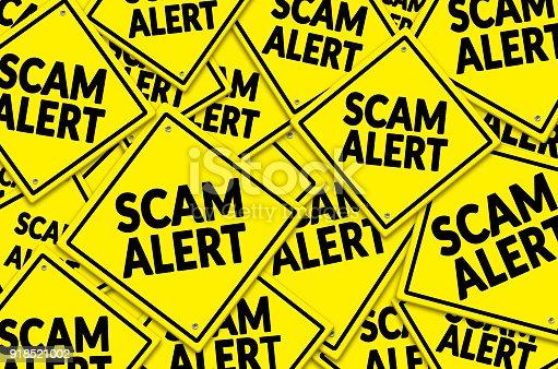 istock Scam Alert 918521002
