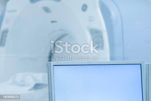 157642425istockphoto CAT Scan Machine in hospital 182906222