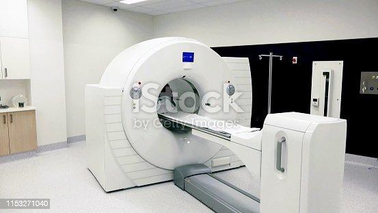 157642425istockphoto CAT Scan machine 1153271040