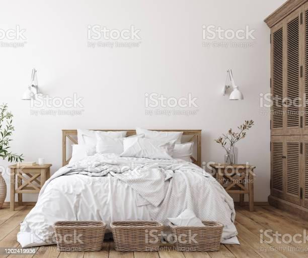 Scandinavian farmhouse bedroom interior wall mockup picture id1202419936?b=1&k=6&m=1202419936&s=612x612&h=lrhdfbaicparheo 250tibh23chdl939zrmicw9cgcs=