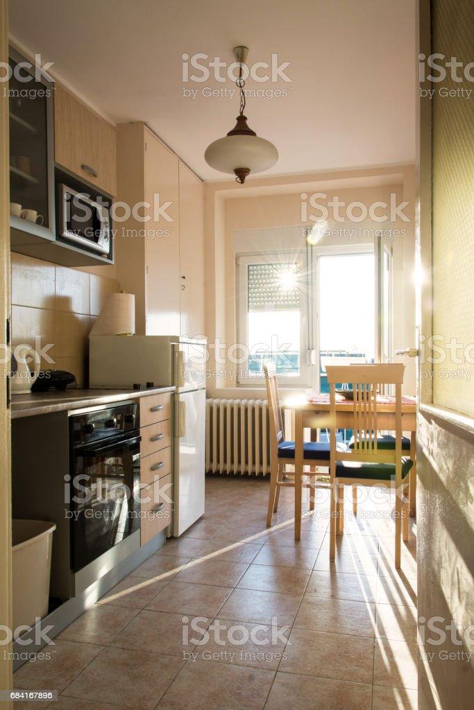Skandinavische Küche Interieur Stock-Fotografie und mehr Bilder von ...