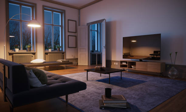 37 146 Living Room Tv Stock Photos Pictures Royalty Free Images Istock