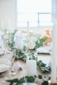 Wedding decorations Scandinavian design