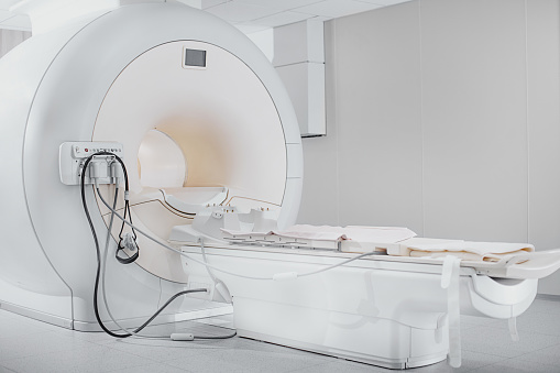 Mri Scanner Stock Photo - Download Image Now
