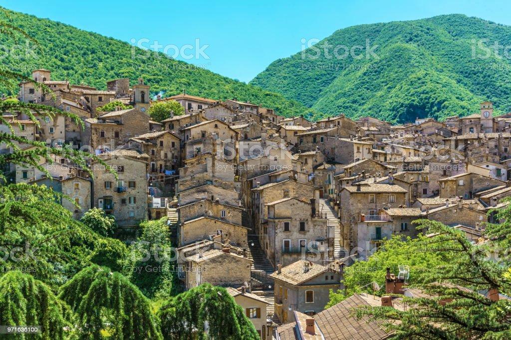 Scanno (Abruzzo, Italy) – zdjęcie