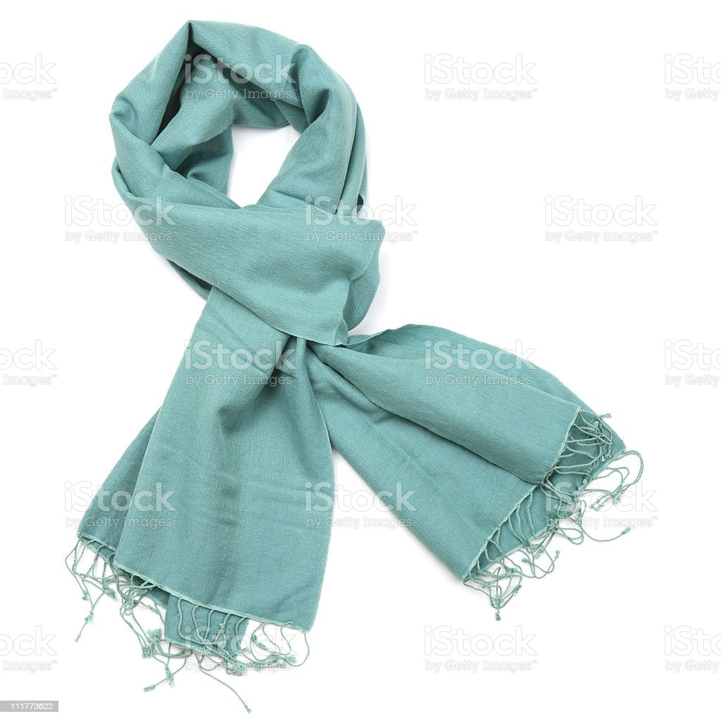 Scarf royalty-free stock photo