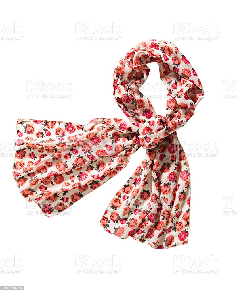 scarf stock photo