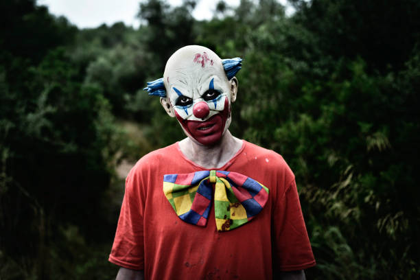 Best Scary Clown Stock Photos, Pictures & Royalty-Free Images - iStock