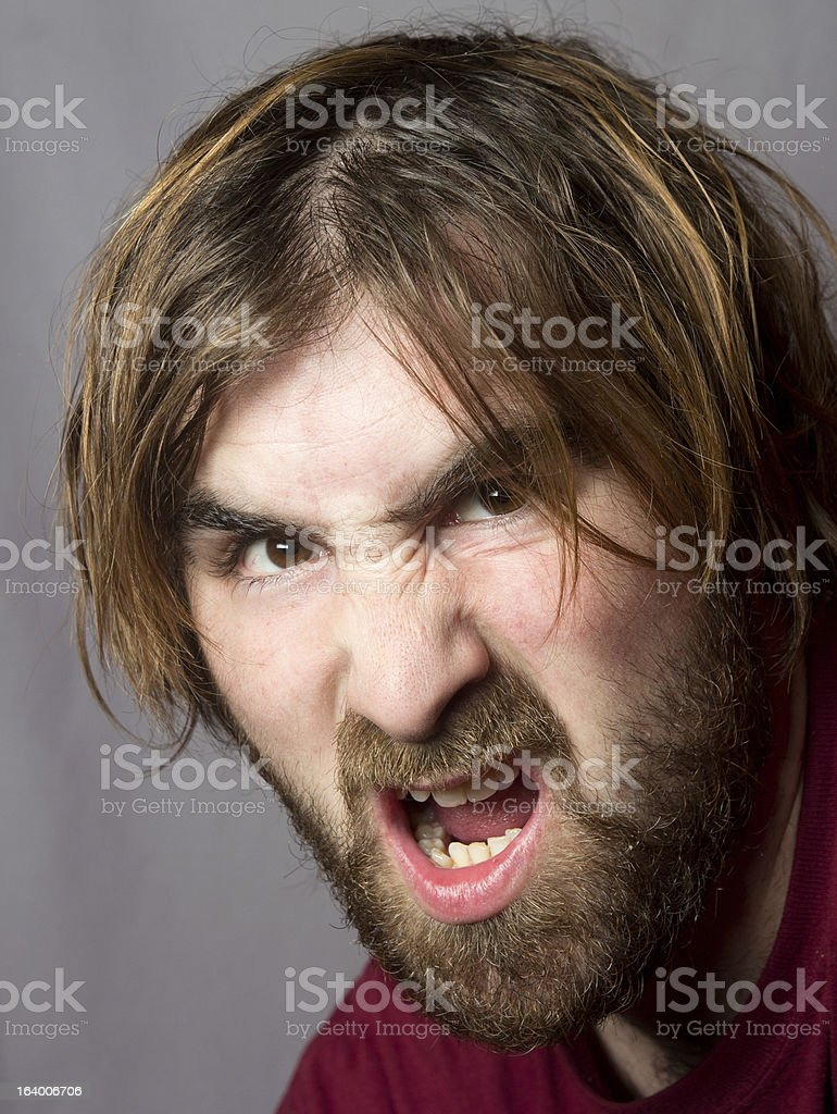 Scary Hairy
