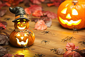 Scary Halloween Background (XXXL)