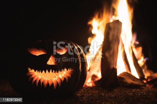 Jack O' Lantern, Spooky, Horror, Pumpkin, Halloween