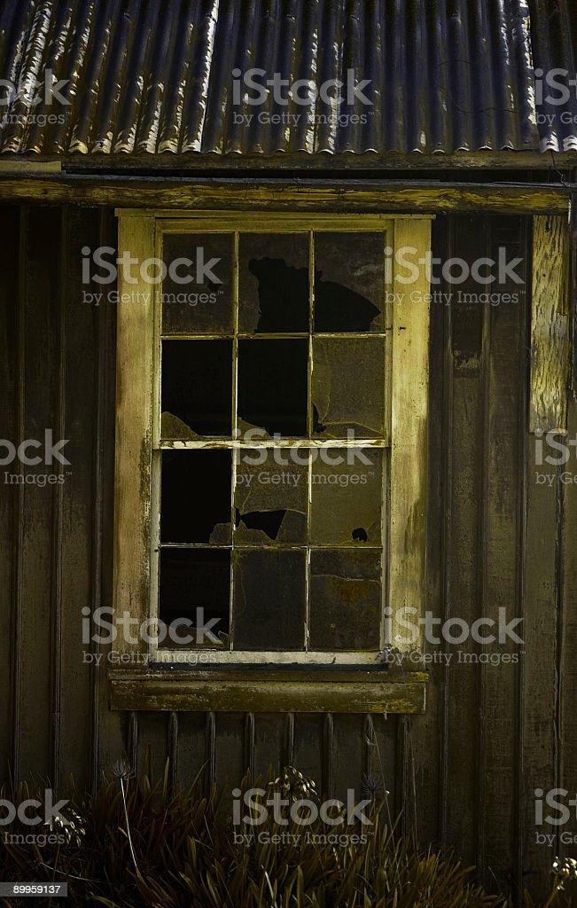 Scary House - 1 stock photo