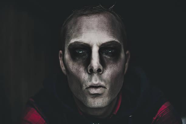 Scary man in halloween makeup picture id519704667?b=1&k=6&m=519704667&s=612x612&w=0&h=fj2ex 6xos0c1brdossehoa5nnejwzhxk wybdbiiak=