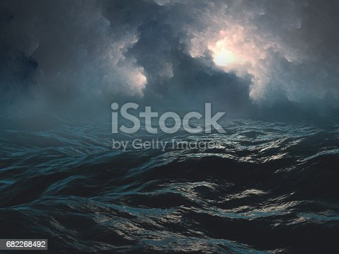 istock Scary sea 682268492