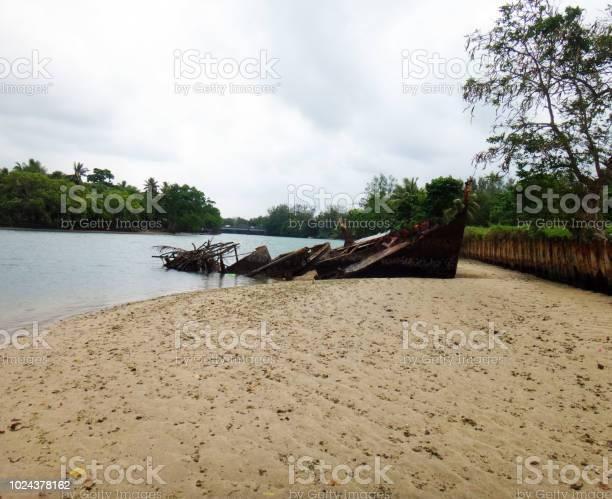Szene Von Luganville Espiritu Santo Vanuatu Stockfoto und mehr Bilder von Anlegestelle