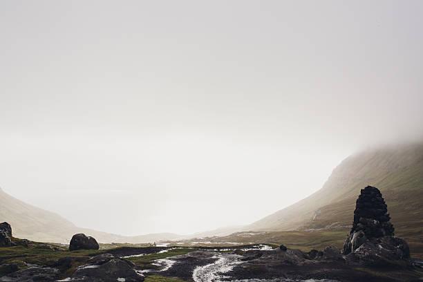 Scenery around the Faroe Islands – Foto