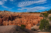 Beautiful landscape in the Arches National Park, Utah