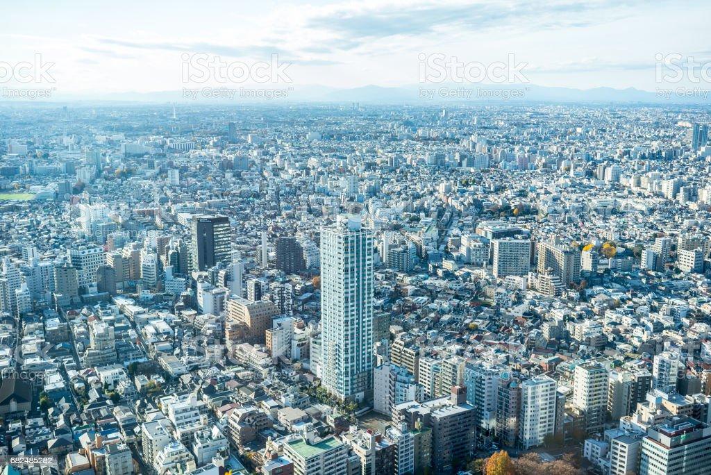 Tokyo toplayan royalty-free stock photo