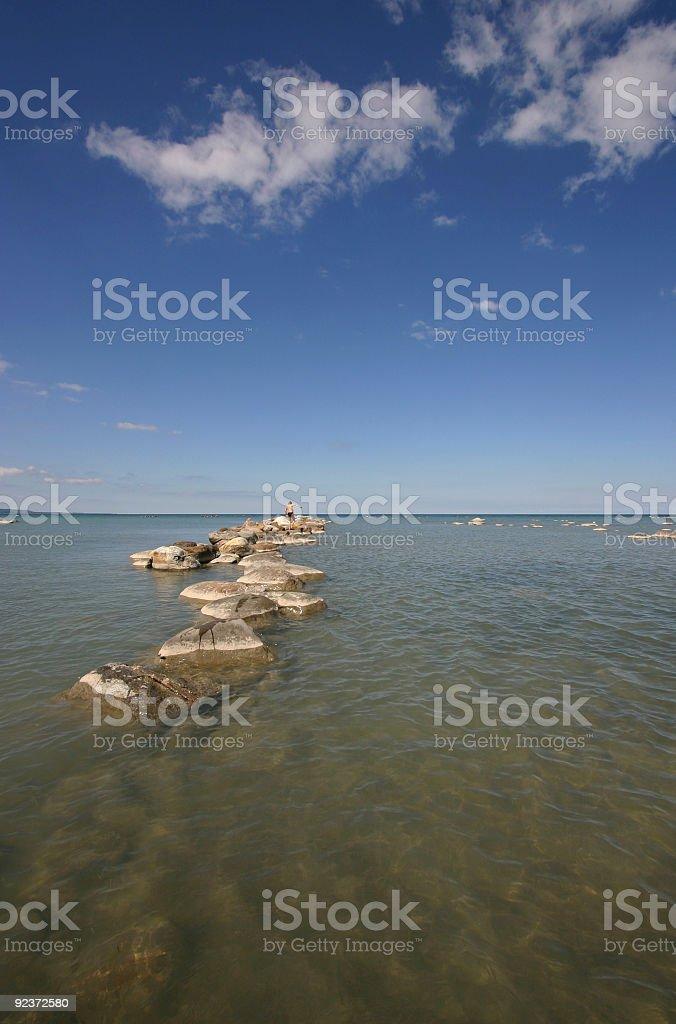 Scenery royalty-free stock photo