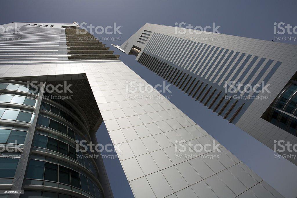 Scenes of Dubai stock photo