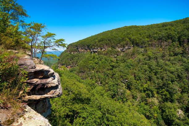 Scenic Georgia stock photo
