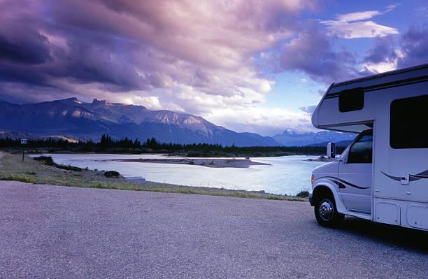 Scenic in Jasper stock photo