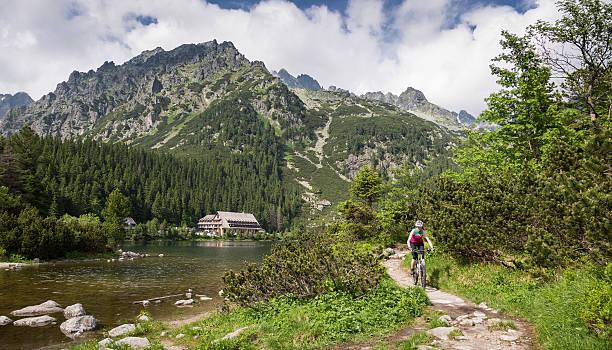 See, Tatra-Gebirge – Foto