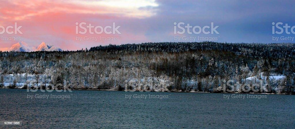 Scenic Landscape royalty-free stock photo