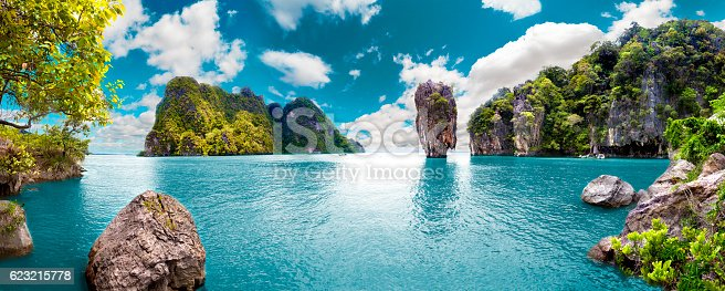 istock Scenic landscape.Seascape 623215778