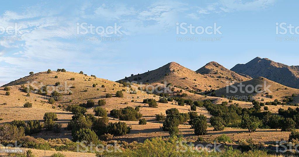 Scenic New Mexico royalty-free stock photo