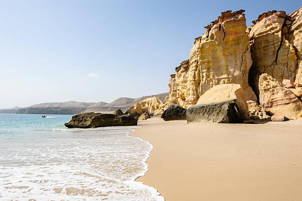 рас аль-jinz пляж - oman стоковые фото и изображения