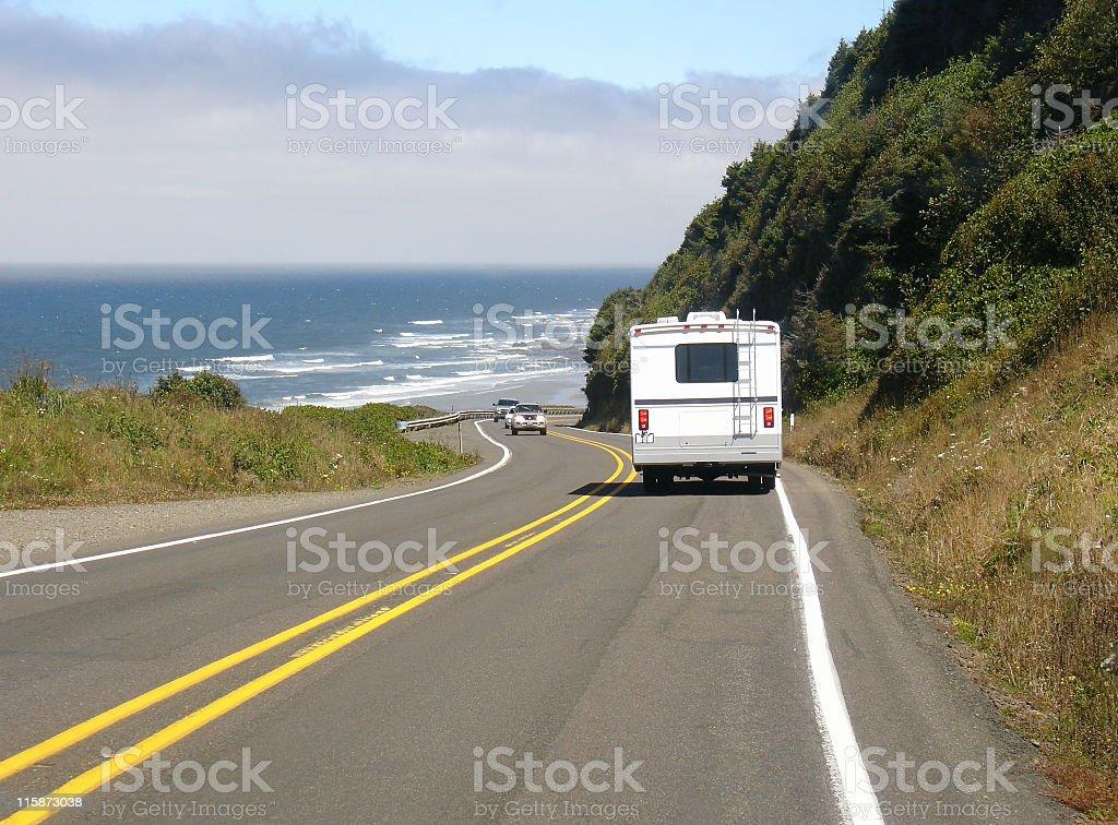 Scenic road – Foto