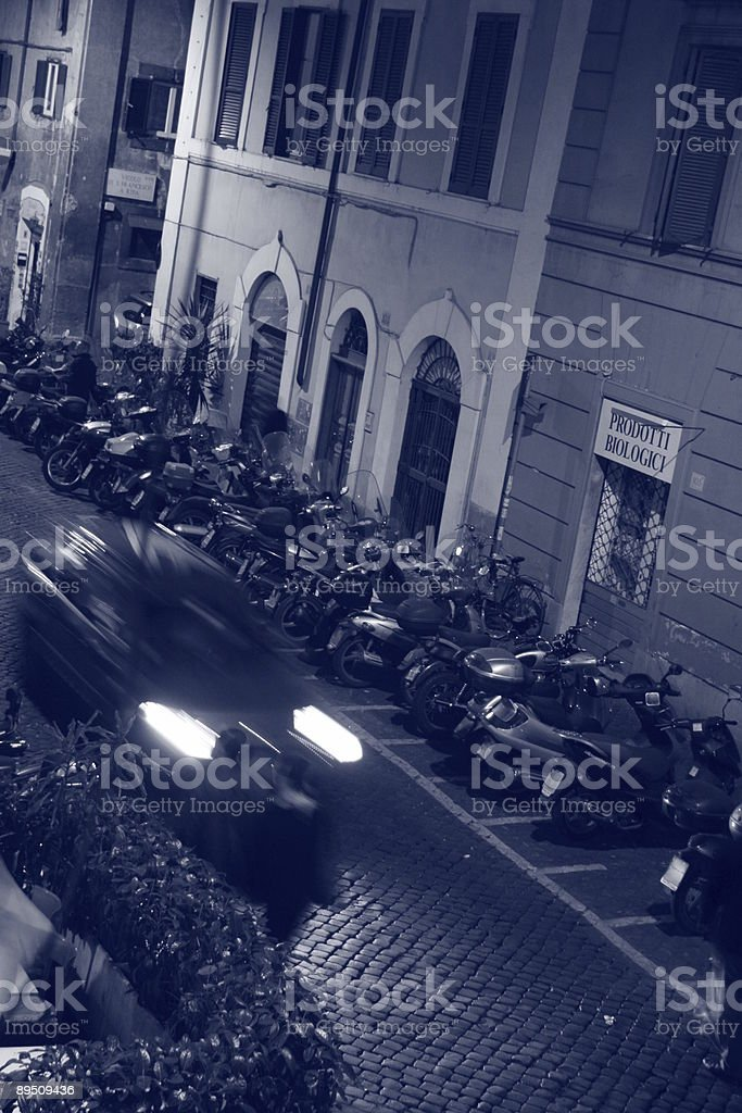 scenic rome royalty-free stock photo