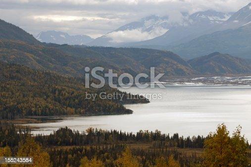 istock Scenic Skilak Lake September 155243584