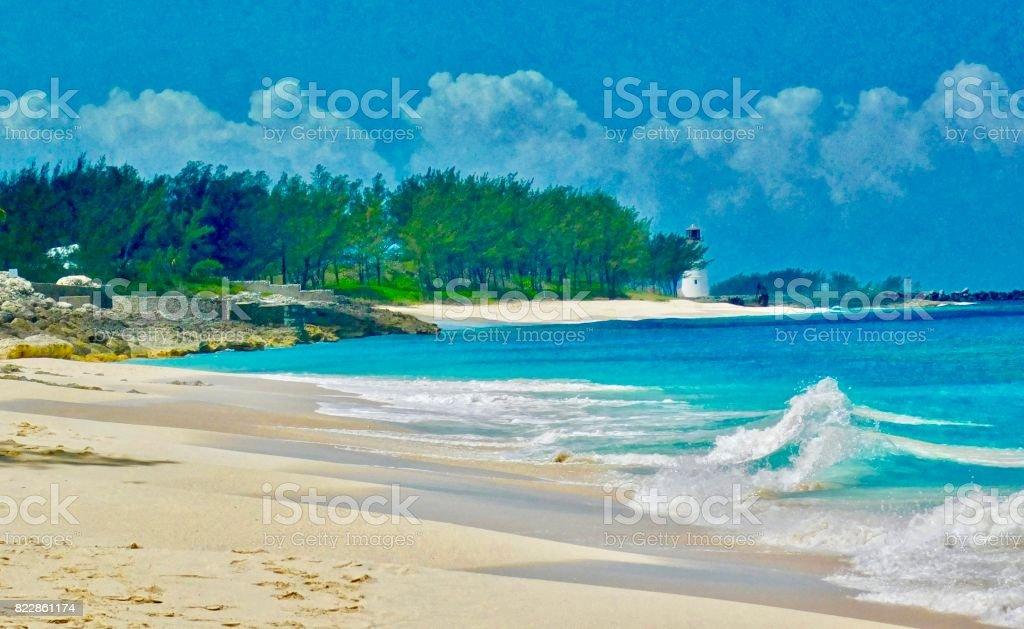 Scenic Theme stock photo