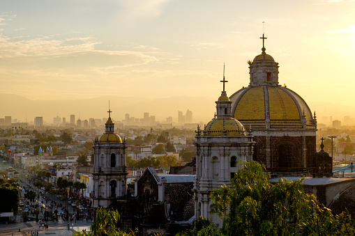 Mexico City stock photos