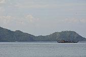 istock Scenic view at Boracay Beach Resort, Sta. Maria, Davao Occidental 943706534