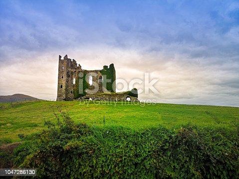 Beautiful old castle in Ireland