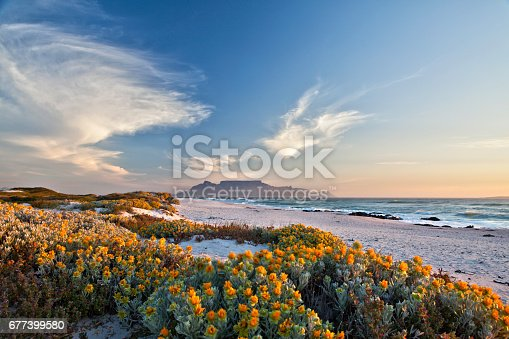 istock scenic view of table mountain cape town south africa from bloubergstrand 677399580