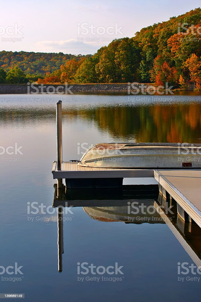 Scenic view royalty-free stock photo