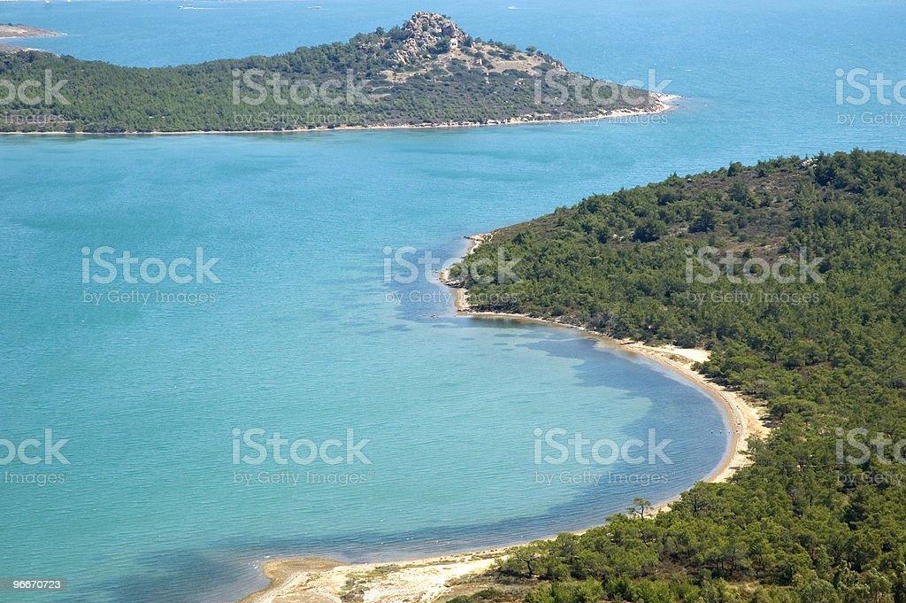 Scenic View stock photo