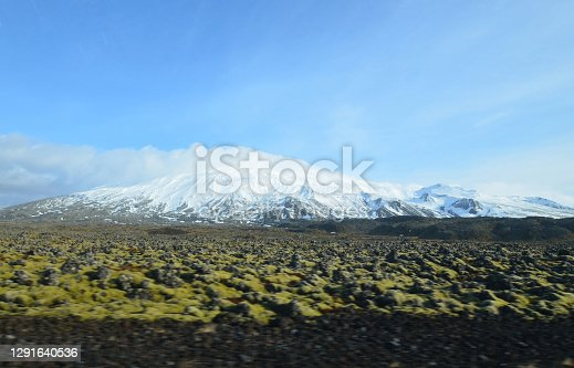 istock Scenic Views of Stunning Snaefellsnes Glacier 1291640536