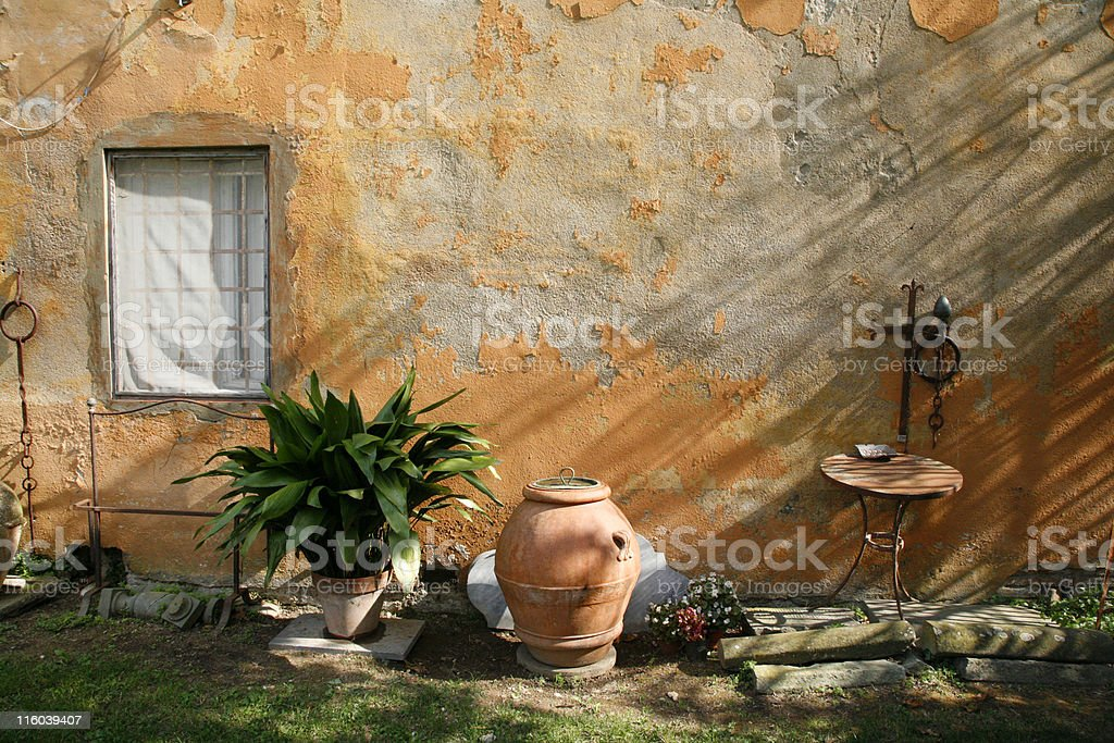 Scent of Tuscany royalty-free stock photo