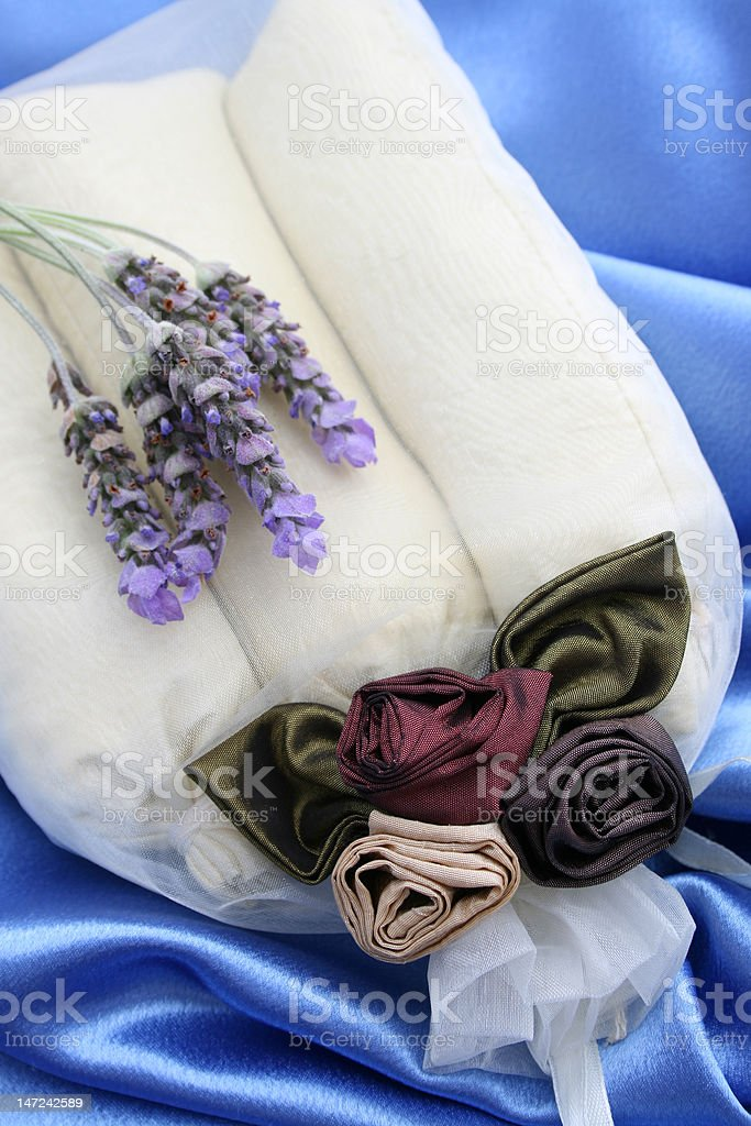 Scented Sachets royalty-free stock photo